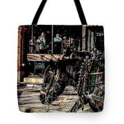 022 - Horses Tote Bag