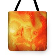 Hot Skull Tote Bag
