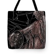 How The Camel Got His Hump Digital And Drawings D10-4 Tote Bag
