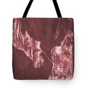 How The Camel Got His Hump Oil Otd Painting 28 Tote Bag