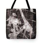 How The Leopard Got His Spots Black Oil Painting Otd14 Tote Bag