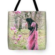Scent Of Magnolia Tote Bag