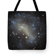 Hubbles Frenzy Of Stars Tote Bag