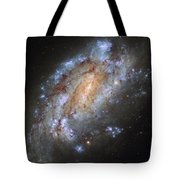 Hubbles Lonely Firework Display Tote Bag