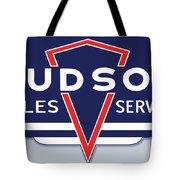 Hudson Motor Co. Tote Bag