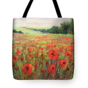 I Dream Of Poppies Tote Bag