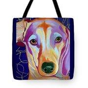 I Should Have Been Jackson Pollock's Dog Tote Bag