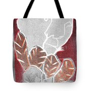 I Was Born In A Mine Woodcut 37 Tote Bag