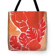 I Was Born In A Mine Woodcut 38 Tote Bag