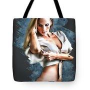I.allyson. Tote Bag