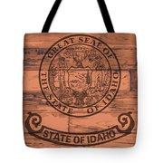 Idaho State Flag Brand Tote Bag