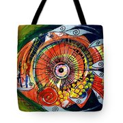 Idiosyncratic Tote Bag