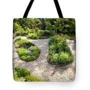If Gulliver Had A Herb Garden Tote Bag