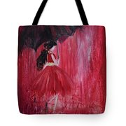 If It Rains Will You Be There For Me Tote Bag