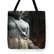 If Not For You - Statue Tote Bag