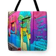 If You Love Graffiti  Tote Bag