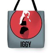 Iggy Azalea Tote Bag