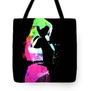 Iggy Watercolor II Tote Bag