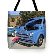 I'm Tired Tote Bag by Cynthia Marcopulos