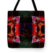 imagery in healing in a Buddhism way Tote Bag