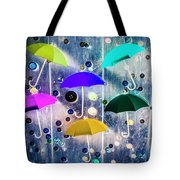 Imagination Raining Wild Tote Bag