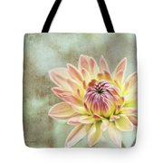 Impression Flower Tote Bag