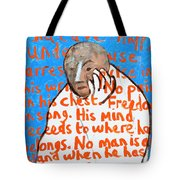 In A Cave Tote Bag