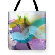 In A Mood Tote Bag