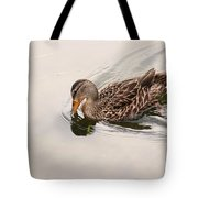 In Cool Clear Waters Tote Bag