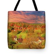 In Our English Towns Tote Bag