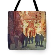 In Salamanca Tote Bag
