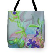 In The Garden Of Kindness Tote Bag