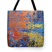 In The Horizon Ll Tote Bag