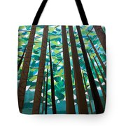 In The Redwoods Tote Bag