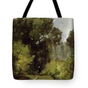 In The Woods, 1864 Tote Bag
