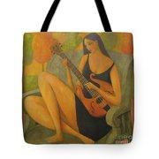 Incidental Music Tote Bag