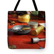 Instruments Of Healing Tote Bag