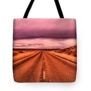 Into Nothingness  Tote Bag