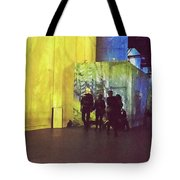 Into The Picture Tote Bag