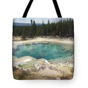 Inviting.... But Deadly. Tote Bag