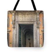 Ioseph Cini Palazzo Ferrini Tote Bag