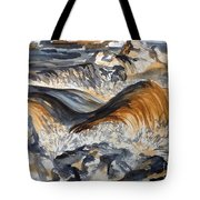 Iron Rich Water And Energy Tote Bag