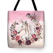 Irresistible Force Tote Bag by Bee-Bee Deigner