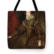 Isabella  Queen Of Spain  Tote Bag