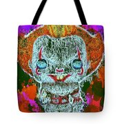 Pennywise Pop Tote Bag by Al Matra