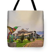 Itchimbia Park Tote Bag