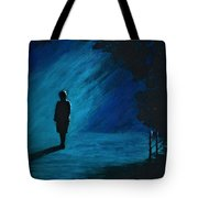It's Just A Matter Of Time Tote Bag