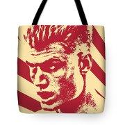 Ivan Drago Retro Propaganda Tote Bag