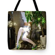 I've Been Waiting For You For The Whole Week. It's Time To Play Tote Bag