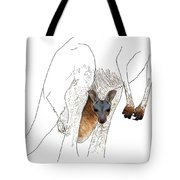 J Is For Joey Tote Bag